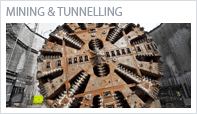 Mining and Tunnelling