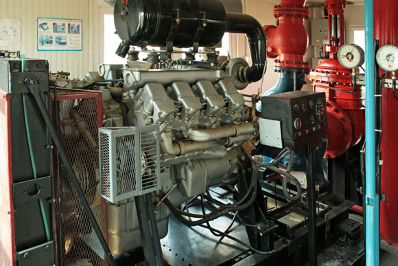 Diesel-Fire-Pump