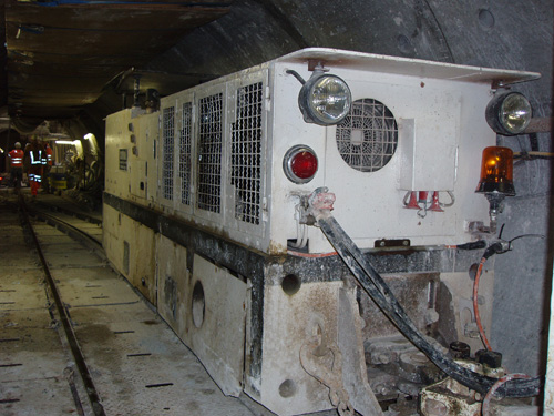 Mining Tunnelling