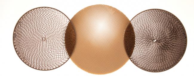Compact SCR design